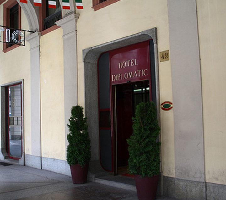 Hotel Diplomatic (Torino)